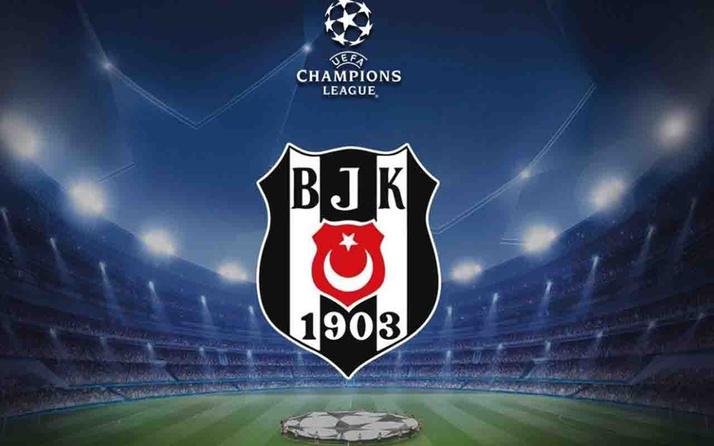Aslan Şampiyonlar Ligi'ne veda etti dev gelir Beşiktaş'ın!