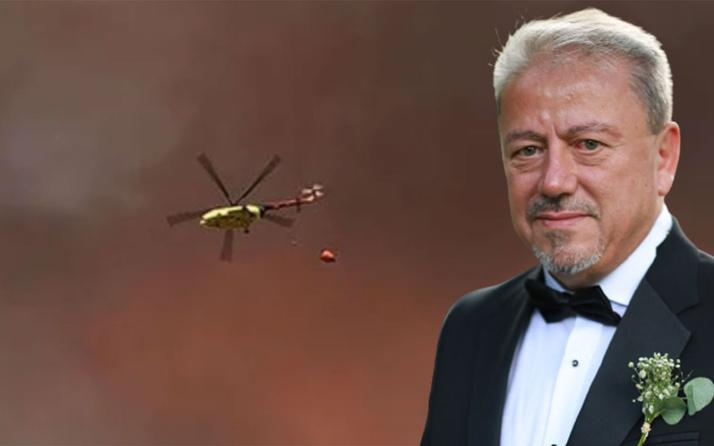Prof. Dr. Orhan Şen kötü haberi verdi! Poyraz sert esecek yangın helikopterleri çok zorlanacak