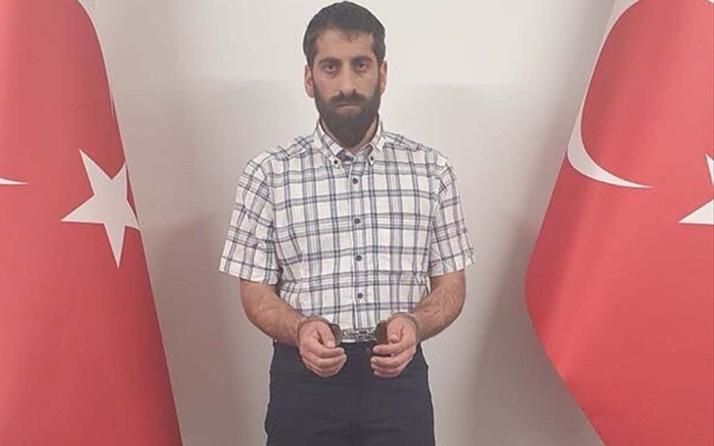 Kırmızı bültenle aranan PKK'lı Piro Karker adlı Cimşit Demir Türkiye'ye getirildi