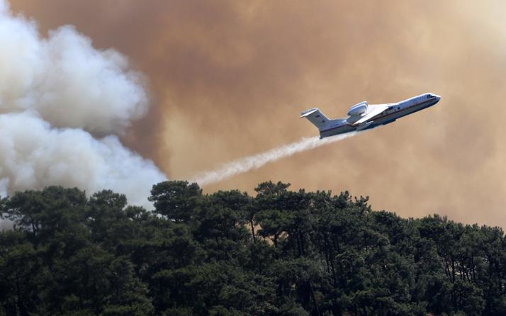 Bakan Pakdemirli yangınlar hakkında güncel durumu paylaştı