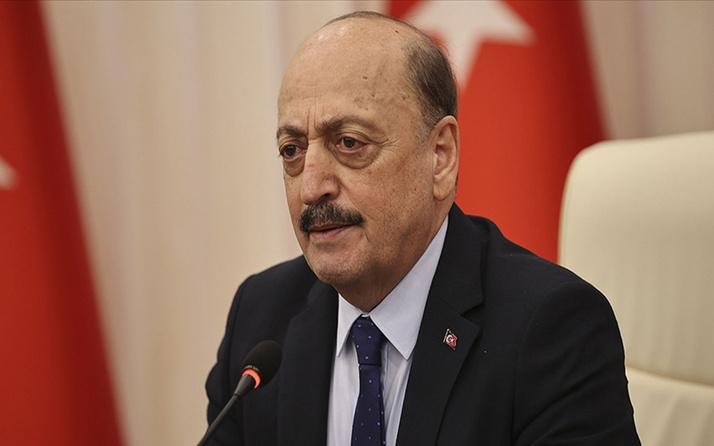 Çalışma ve Sosyal Güvenlik Bakanı Vedat Bilgin: Sendikalı işçi sayımız 2 milyonu aştı