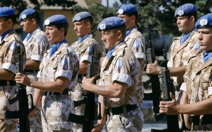 BM, Kıbrıs'ta kalma süresini uzattı! Türkiye'den sert tepki