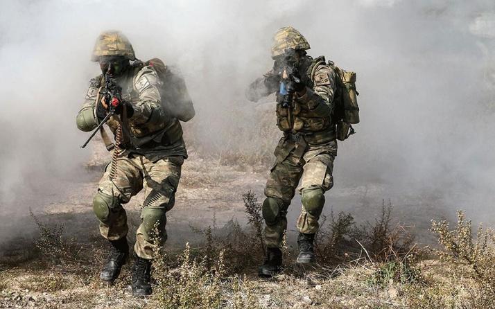 Son dakika PKK'ya Kuzey Irak'ta hava harekatı: Onlarca hedef imha edildi