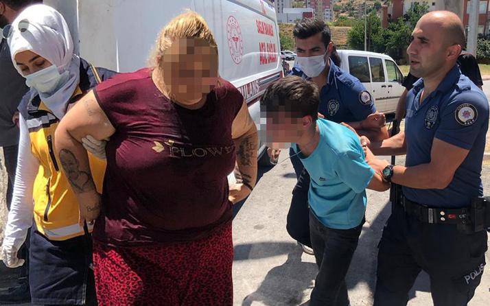 Kayseri'de annesini eve kilitleyip kabusu yaşattı! Sebebi şok etti