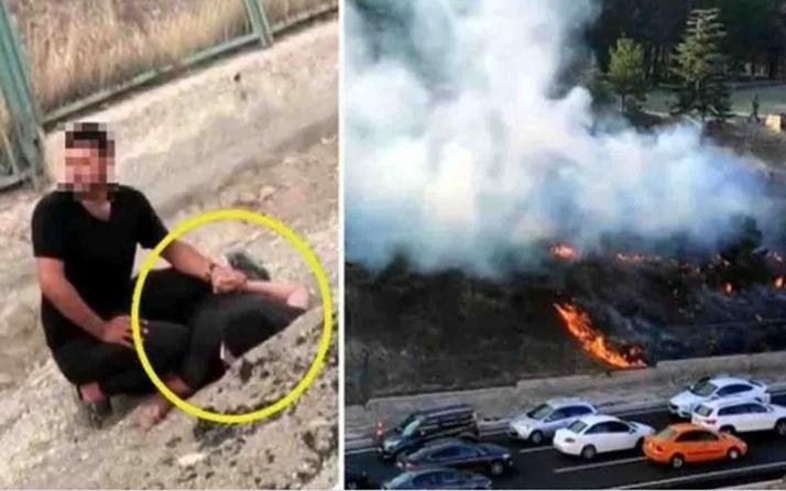 Suçüstü yakalanmıştı! Ankara Cumhuriyet Başsavcılığı'ndan Polatlı yangınına ilişkin açıklama