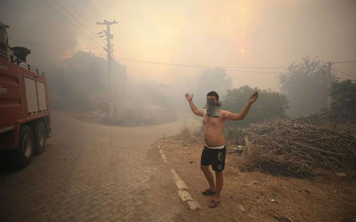 Manavgat, Bodrum, Marmaris ve Adana orman yangınlarında son durum