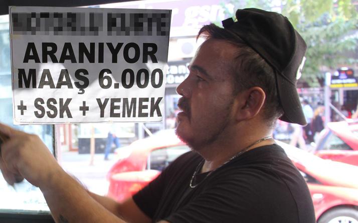 6 bin TL'ye çalışacak eleman bulamıyorlar: Elazığ'da halk bize kızıyor