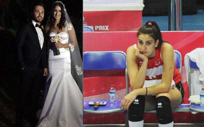 Kübra Akman eşi Volkan Çalışkan kimdir? Kübra Akman evli mi boşandı mı?