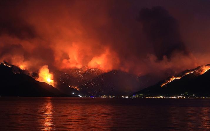 Ömer Çelik'ten yangın söndürme ekiplerine su taşırken hayatını kaybeden Akdemir için taziye mesajı