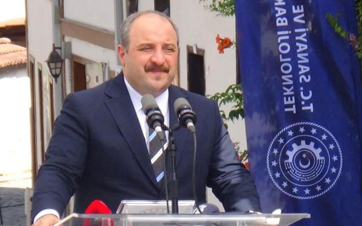 Bakan Mustafa Varank Karadeniz'de selden etkilenen 3 şehrin esnaf ve işletmelerine müjdeyi verdi