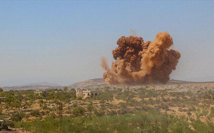 Suriye'nin güneyindeki Dera'da Esed rejiminin saldırıları püskürtüldü