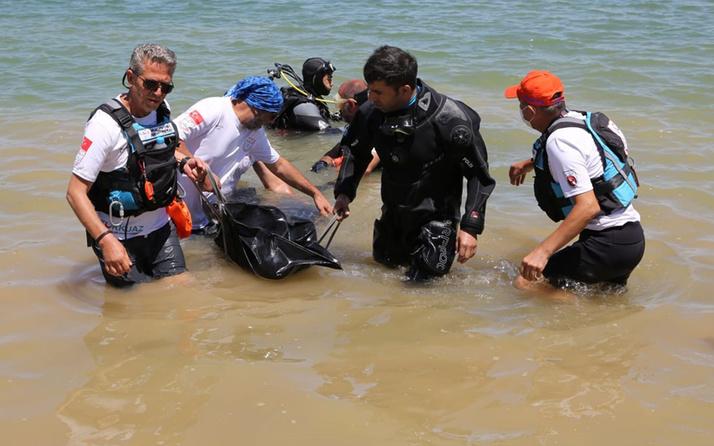 Kayseri'de baraj gölünde kaybolan ikisi çocuk 3 kişinin cansız bedenine ulaşıldı
