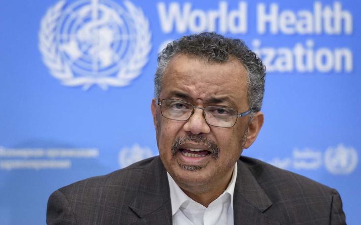Dünya Sağlık Örgütü başkanı kötü haberi verdi: Yüzde 80'e dayandı