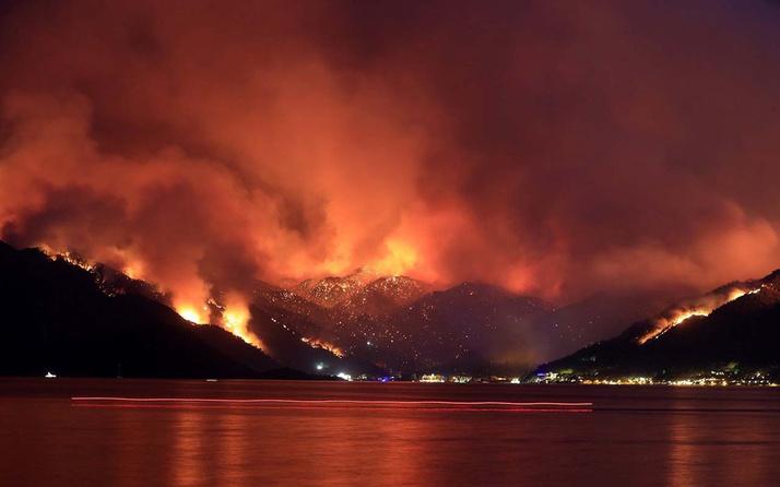 Türkiye 4 gündür yanıyor! Yangınlarda son durum ne? 10 ayrı noktada yangın devam ediyor