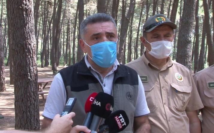 İstanbul Orman Bölge Müdürü Yusuf Şahin'den orman yasakları ile ilgili açıklama