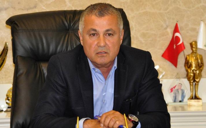 CHP'li Manavgat Belediye Başkanı Şükrü Sözen kendi evini dozerlerle korumaya aldı
