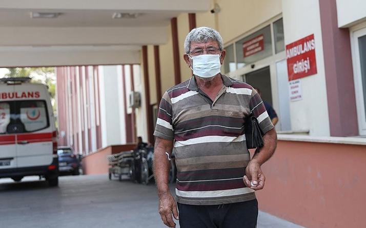 Manavgat'taki orman yangında öldü sanılıyordu! Alevlerin arasından dağa çıkıp kurtuldu