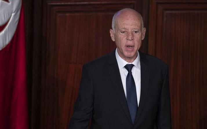 Tunus Cumhurbaşkanı Kays Said: Bu yaşta diktatör olmayacağım