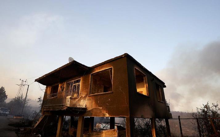 Yangın sonrası hasar tespit çalışmaları! Bakan Murat Kurum ayrıntıları paylaştı