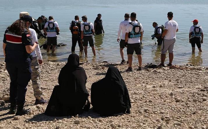 Kayseri'de 3 genç kız boğuldu! Geriye kalanlar yürek burktu