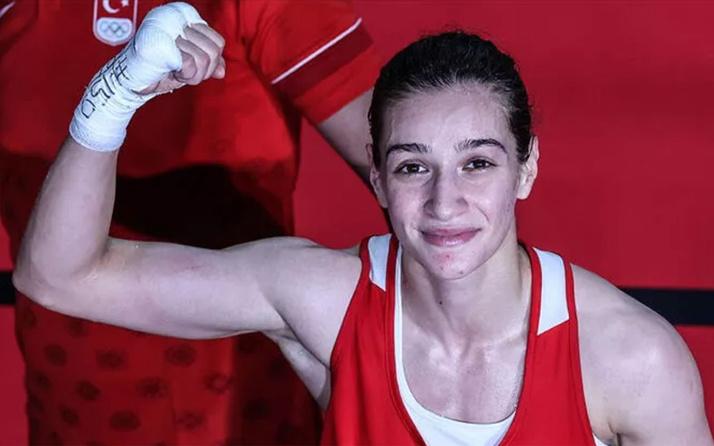 Tokyo 2020'de Buse Naz Çakıroğlu, olimpiyat madalyasını garantiledi