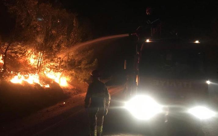 MSB'den yangınlarla ilgili flaş açıklama