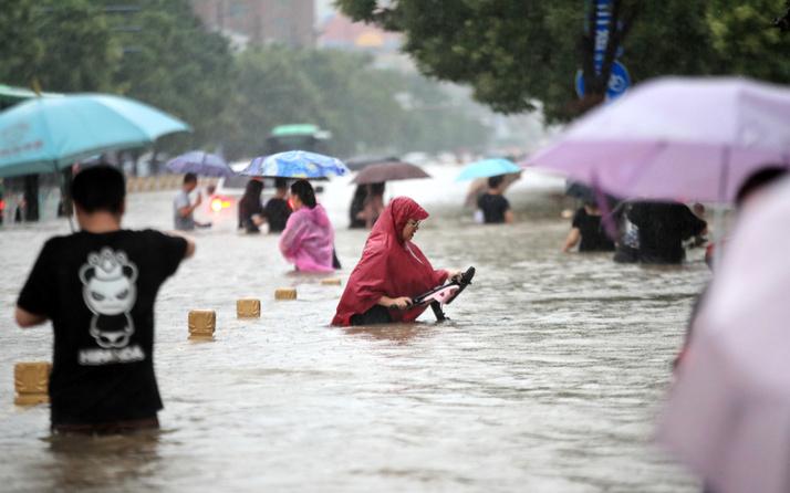 Çin'de sel felaketinde ölü sayısı yükseldi! 50 kişi hala kayıp