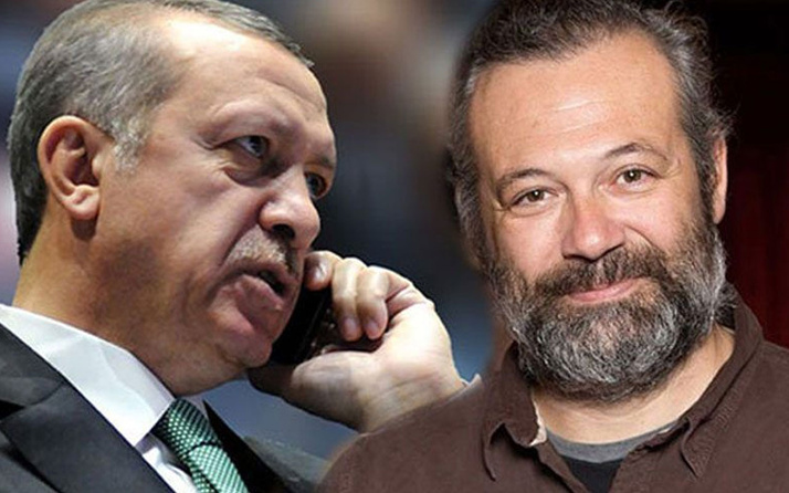 Oyuncu Levent Üzümcü'den, Cumhurbaşkanı Erdoğan'a skandal sözler! Kin kustu