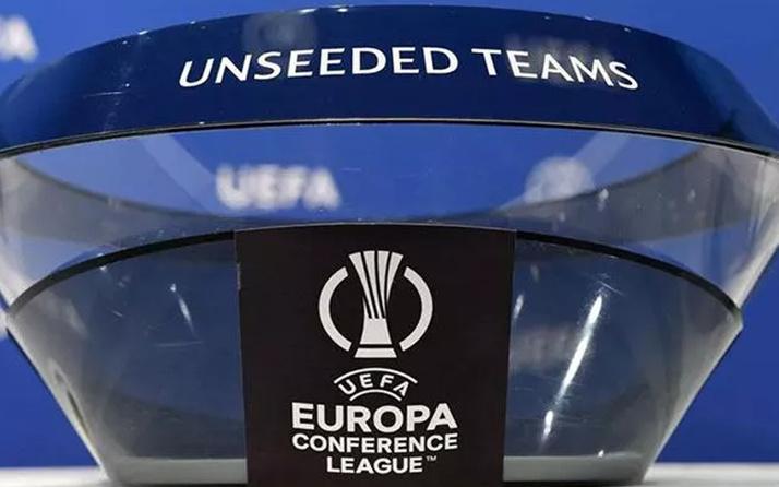 Trabzonspor ve Sivasspor'un UEFA Konferans Ligi eşleşmeleri belli oldu
