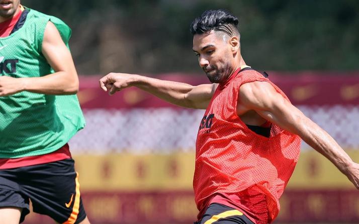 Galatasaray'ın golcüsü Falcao'nun Katar'a transfer olacağı ileri sürüldü