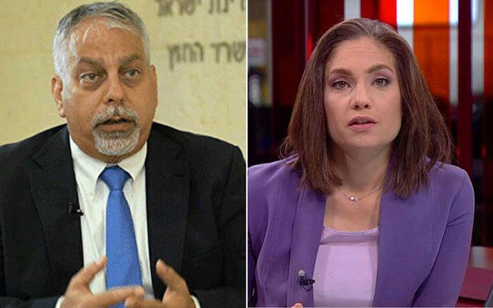 Nevşin Mengü'nün sarıldığı yangın iddiası yalan çıktı İsrailli yetkili açıkladı