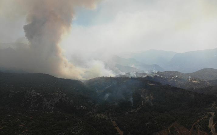 CHP'li büyükşehir belediye başkanlarından yangın bildirisi
