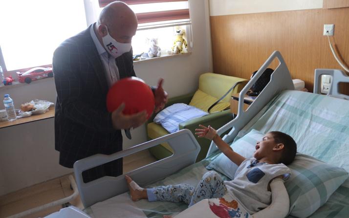 Ağrı'da üvey baba 9 yaşındaki çocuğu döverek komalık etti! 9 günün ardından...