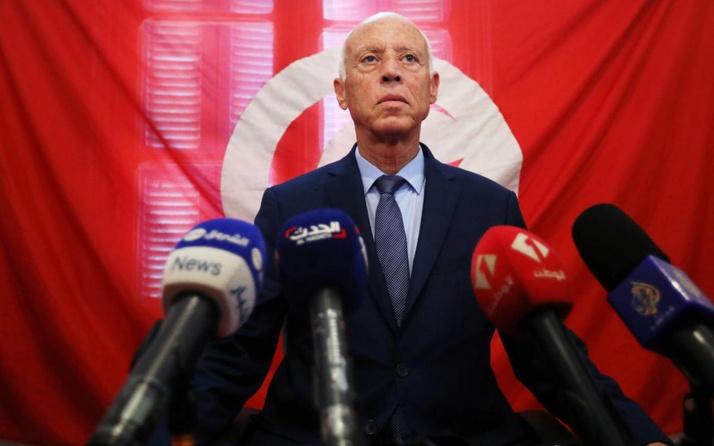 Tunus Cumhurbaşkanı Kays Said, 2 bakanı daha görevden aldı