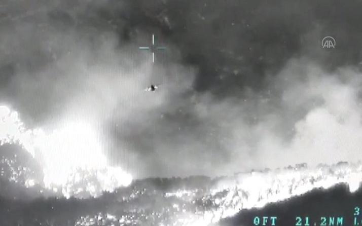 İHA'larla orman yangınlarına ''nokta atışı'' müdahale