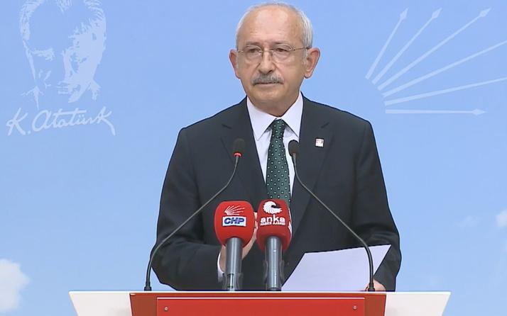 CHP lideri Kemal Kılıçdaroğlu basın açıklaması yaptı: Erdoğan intikam alıyor