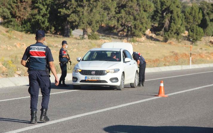 Konya'da 7 kişiyi öldüren zanlı Bozkır ilçesi civarında didik didik aranıyor