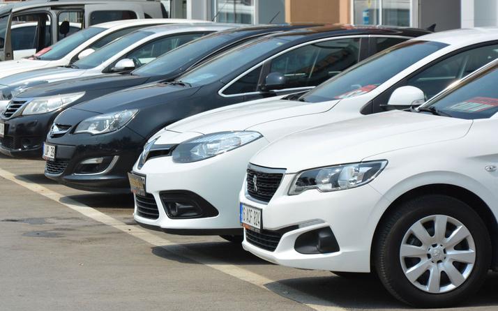 Otomobil ve ticari araç satışları temmuz ayında sert düştü