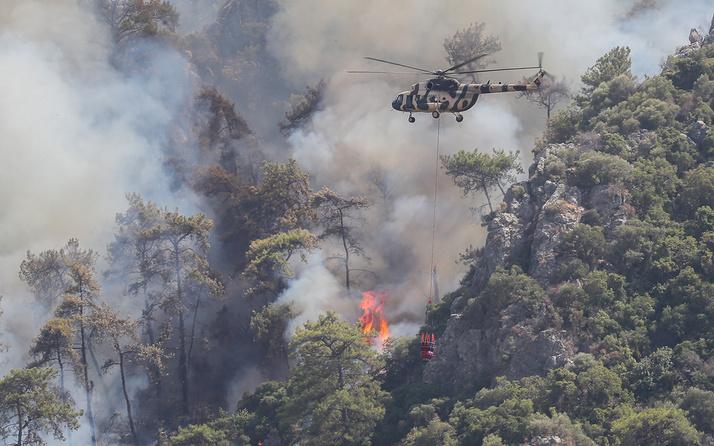 Kandilli Rasathanesinden yangın bölgeleri için kötü haber