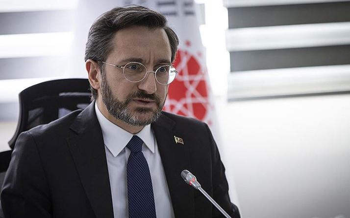 Fahrettin Altun: Türkiye kimsenin bekleme odası değildir, olmayacaktır