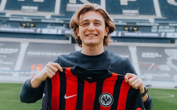 EintrachtFrankfurt, Ali Akman'ı kiralık olarak gönderdi