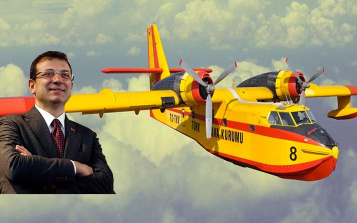 Ekrem İmamoğlu'ndan 'THK uçakları' hamlesi: Resmi başvuru sürecimizi bugün başlatıyoruz