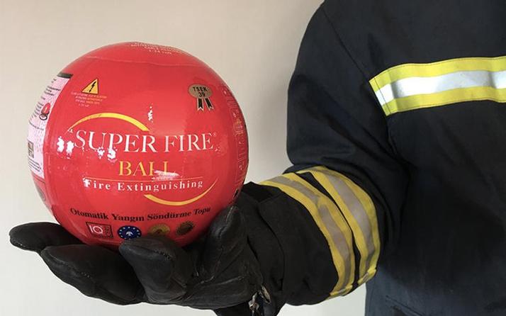 Yangın söndürme topu nereden alınır yangın topu nasıl kullanılır?