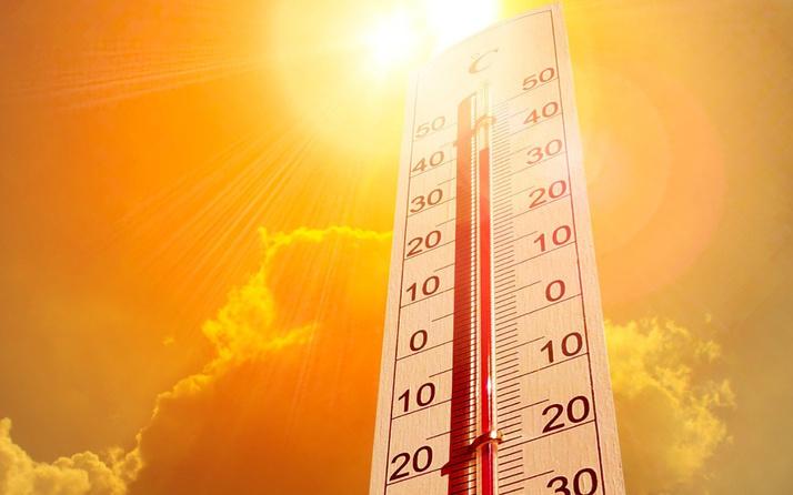 Dünyanın üçüncü en sıcak temmuz ayı yaşandı