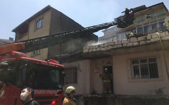 İstanbul'da market dönüşü evini görünce şok oldu: Kapıyı açtım eşime bağırdım