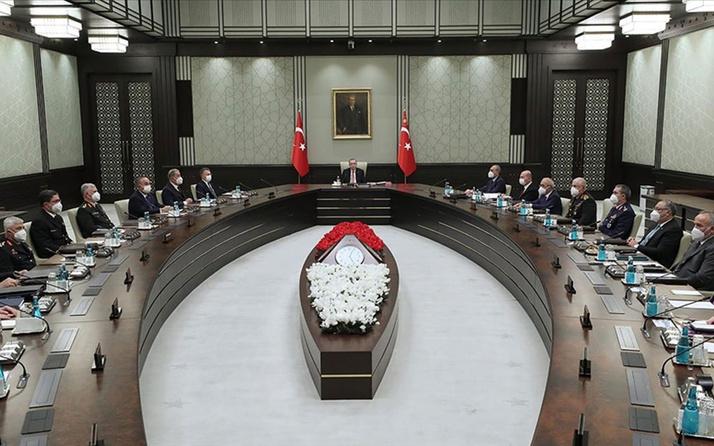 Milli Güvenlik Kurulu toplanıyor! Gözler Ankara'da