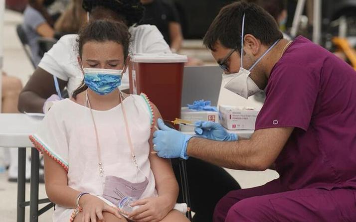 DSÖ'nün üçüncü doz aşı çağrısına ABD'den ret