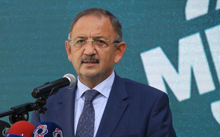Mehmet Özhaseki: 'Helikopter yok' diye yemin ediyorlar bu arada arkasında helikopter uçuyor