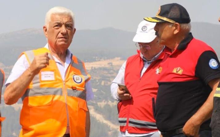 Muğla'da orman yangınlarında son durum başkan tek tek açıkladı