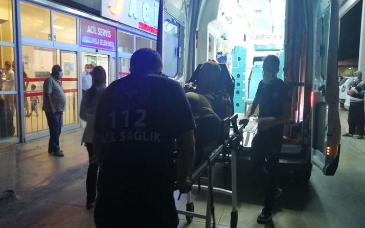 Adana'da yıldırım faciası! 3 kişi yaralandı